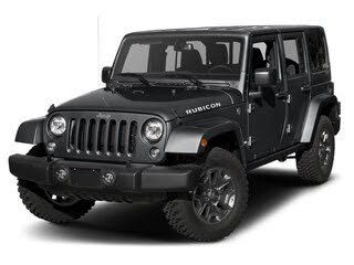 2018 Jeep Wrangler Unlimited JK Rubicon Recon 4WD