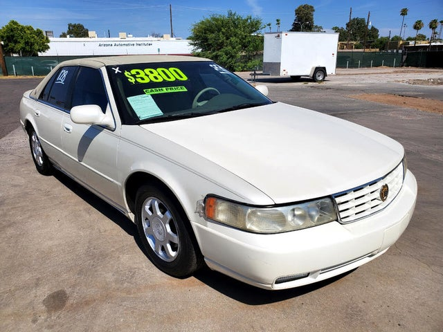 1998 Cadillac Seville STS FWD