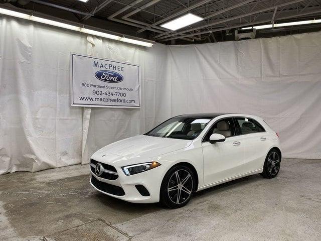 2020 Mercedes-Benz A-Class A 250 4MATIC Hatchback AWD