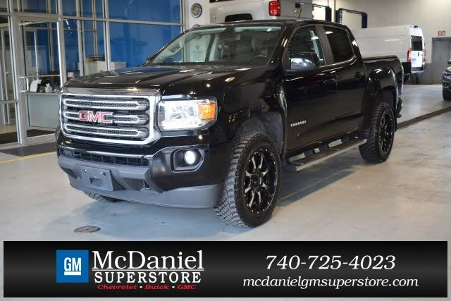 Used Gmc Canyon For Sale In Columbus Oh Cargurus