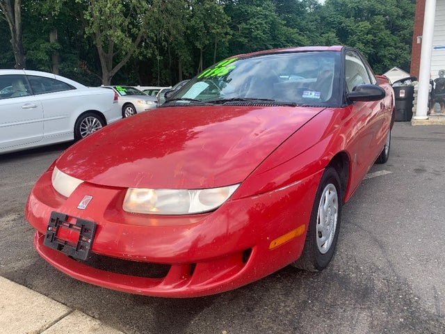 1997 Saturn S-Series 2 Dr SC1 Coupe