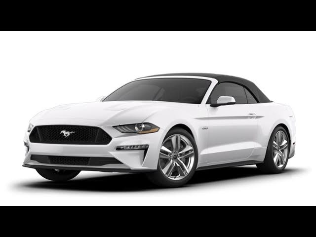 2020 Ford Mustang Gt Convertible For Sale