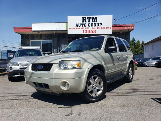 2005 Ford Escape Limited AWD