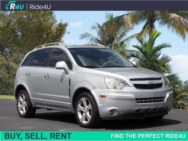 Used 2013 Chevrolet Captiva Sport For Sale With Photos Cargurus