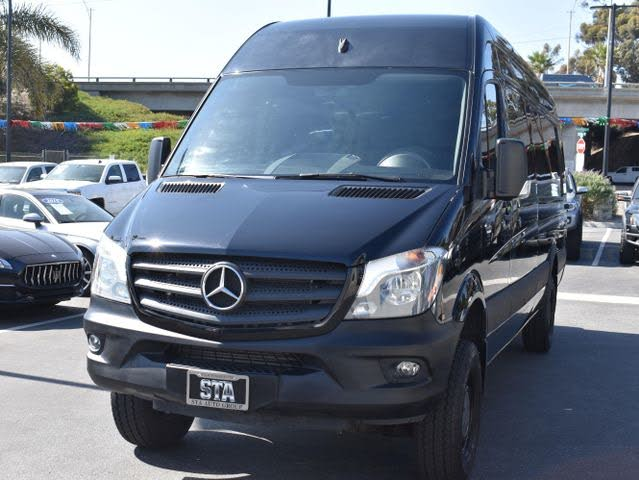 2017 Mercedes-Benz Sprinter Cargo 2500 170 V6 High Roof 4WD