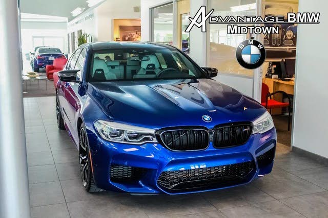2020 bmw m5 competition awd for sale in houston tx  cargurus