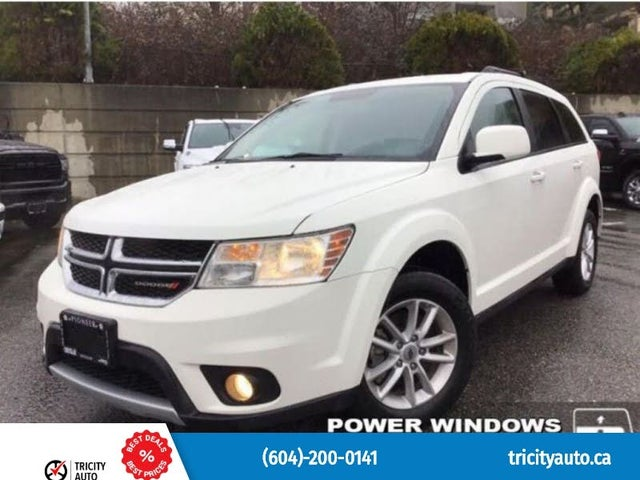 2018 Dodge Journey SXT AWD