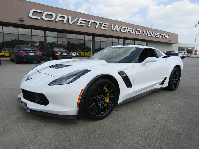 2016 Chevrolet Corvette Z06 3LZ Coupe RWD