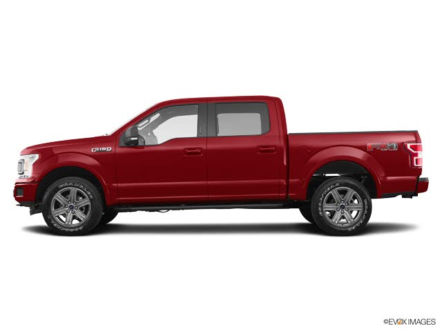 2020 Ford F-150 XLT SuperCrew LB 4WD