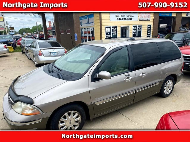 2001 Ford Windstar Limited