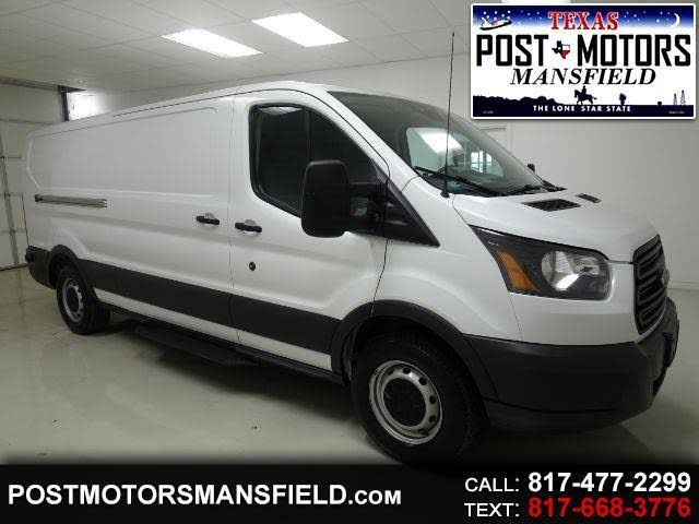 2016 Ford Transit Cargo 150 3dr LWB Low Roof with Sliding Passenger Side Door