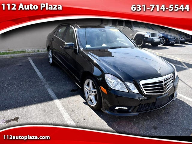 2011 Mercedes-Benz E-Class E 550 Luxury 4MATIC