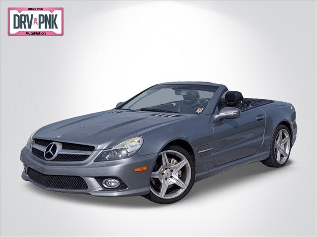 Used Mercedes-Benz SL-Class for Sale in Englewood, FL ...