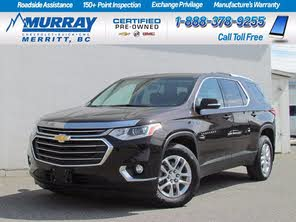 Used Chevrolet Traverse For Sale In Kelowna Bc Cargurus