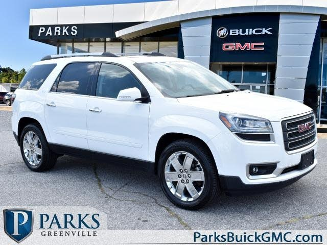 Used Gmc Acadia For Sale In Asheville Nc Cargurus