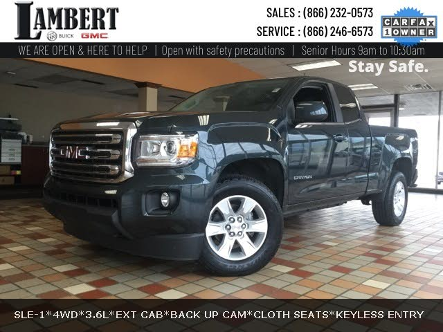 Used Gmc Canyon For Sale In Erie Pa Cargurus