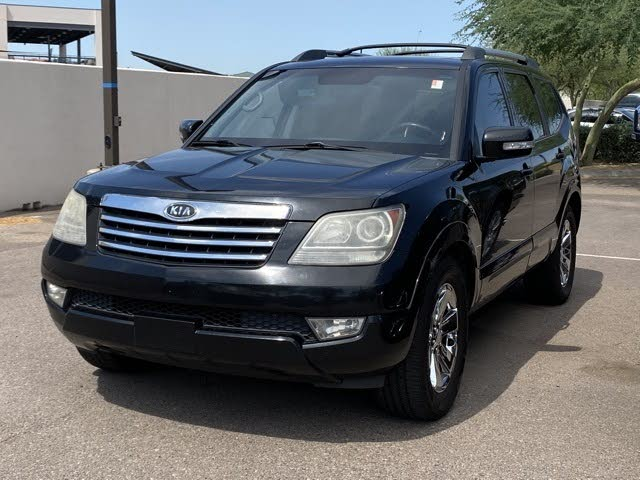 used kia borrego for sale in surprise, az - cargurus