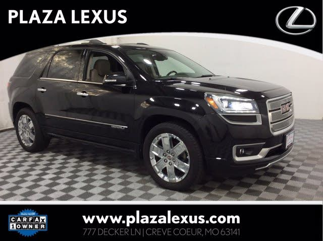 Used Gmc Acadia For Sale In Saint Louis Mo Cargurus