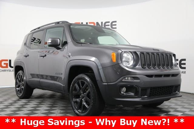 2017 Jeep Renegade Altitude 4WD