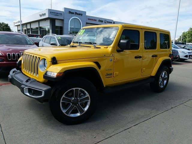 Used Car Dealerships In Des Moines >> Jeep Wrangler Unlimited Arctic 4WD for Sale in Des Moines, IA - CarGurus