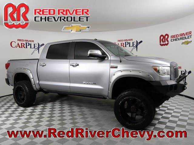 2012 Toyota Tundra Limited CrewMax 5.7L FFV 4WD