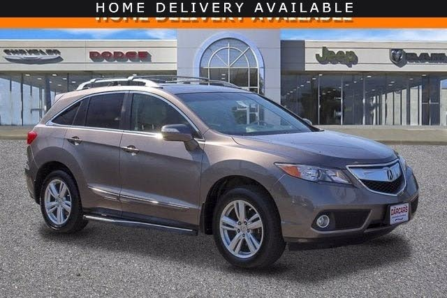 2013 Acura RDX AWD with Technology Package