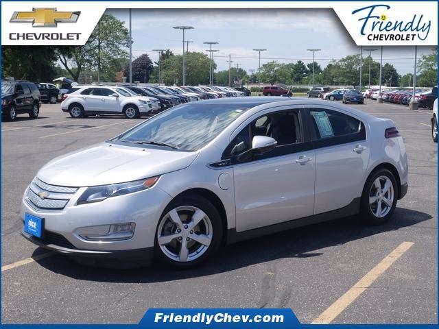 Used Chevrolet Volt For Sale In Minneapolis Mn Cargurus