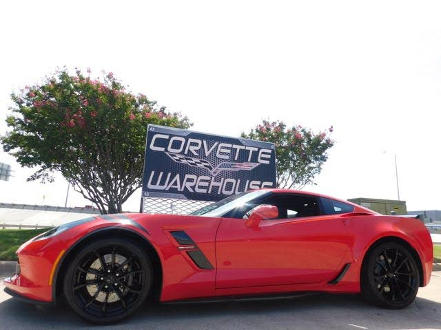 2018 Chevrolet Corvette Grand Sport 1LT Coupe RWD