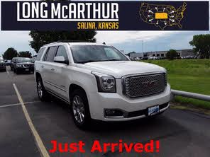 Used Gmc Yukon For Sale In Wichita Ks Cargurus