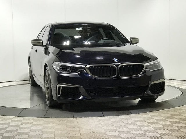 2020 BMW 5 Series M550i xDrive Sedan AWD