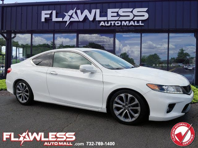 2014 Honda Accord Coupe EX-L V6