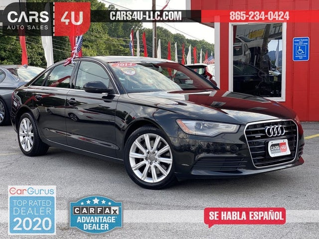 Used Audi A6 For Sale In Knoxville Tn Cargurus