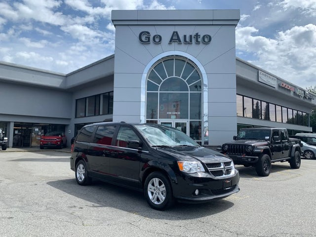 2019 Dodge Grand Caravan Crew Plus FWD