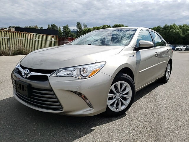 2015 Toyota Camry Hybrid LE FWD
