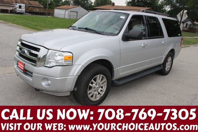 2011 Ford Expedition EL XLT 4WD