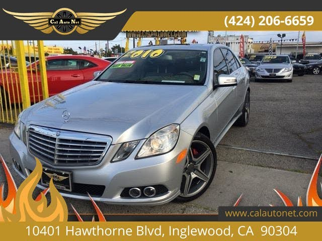 2010 Mercedes-Benz E-Class E 350 Luxury