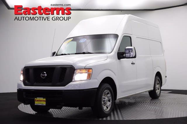 2016 Nissan NV Cargo 2500 HD SL with High Roof V8