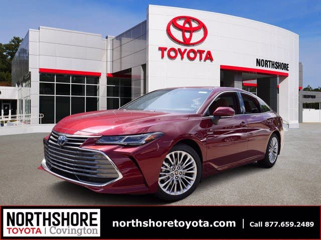 2020 Toyota Avalon Hybrid Limited FWD