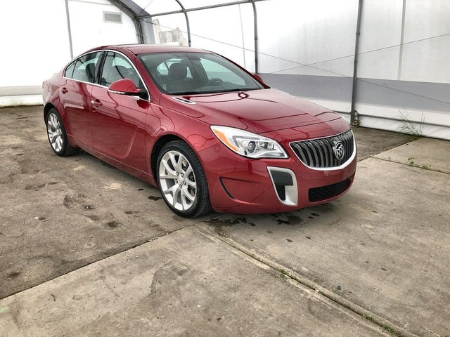 2015 Buick Regal GS Sedan FWD