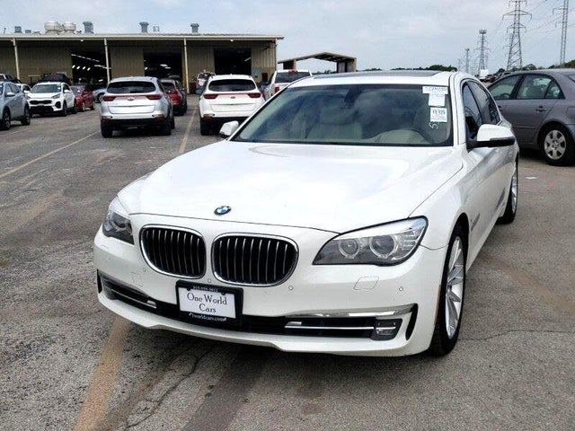 2013 BMW 7 Series Alpina B7 LWB RWD