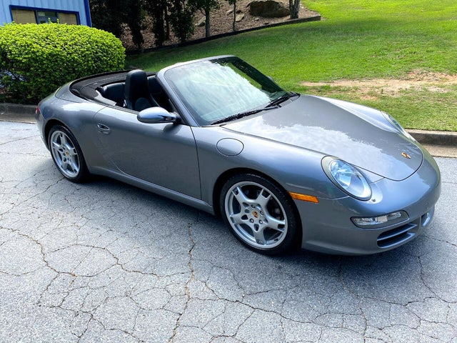 2006 Porsche 911 Carrera Convertible