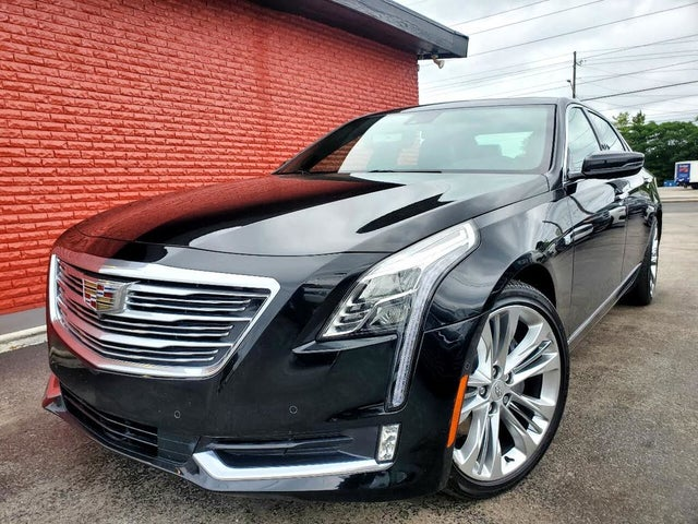 Used 2017 Cadillac CT6 3.0TT Platinum AWD for Sale (with ...