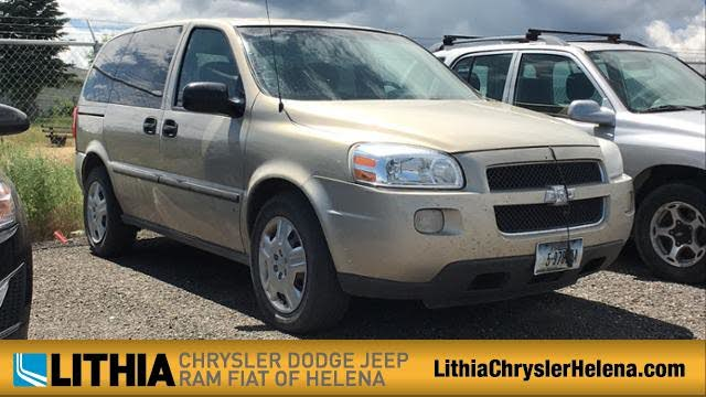 Used Chevrolet Uplander For Sale With Photos Cargurus
