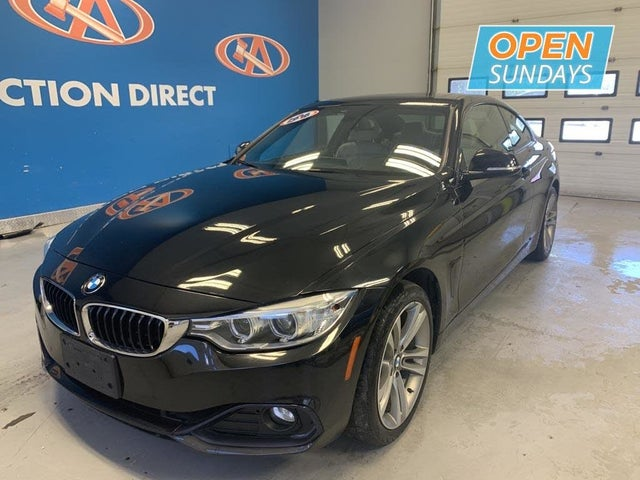2016 BMW 4 Series 428i xDrive Coupe AWD