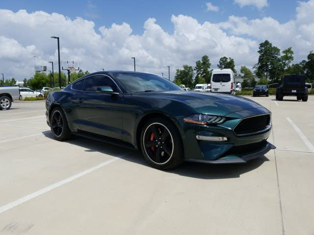 2019 Ford Mustang Bullitt Coupe RWD for Sale in Houston ...