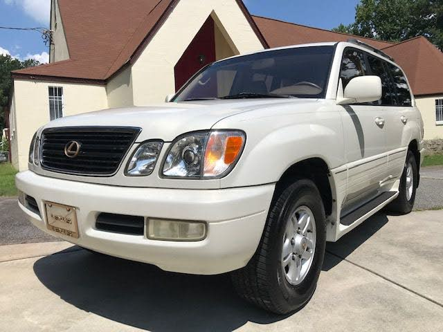 used 1999 lexus lx 470 for sale right now cargurus used 1999 lexus lx 470 for sale right