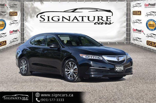 2016 Acura TLX FWD