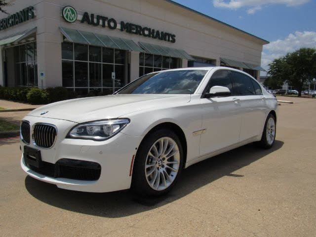 2015 BMW 7 Series Alpina B7 LWB RWD