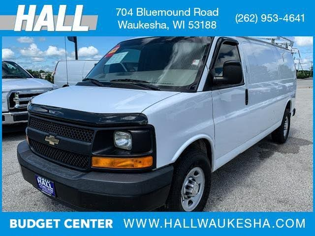 2015 Chevrolet Express Cargo 2500 Extended RWD