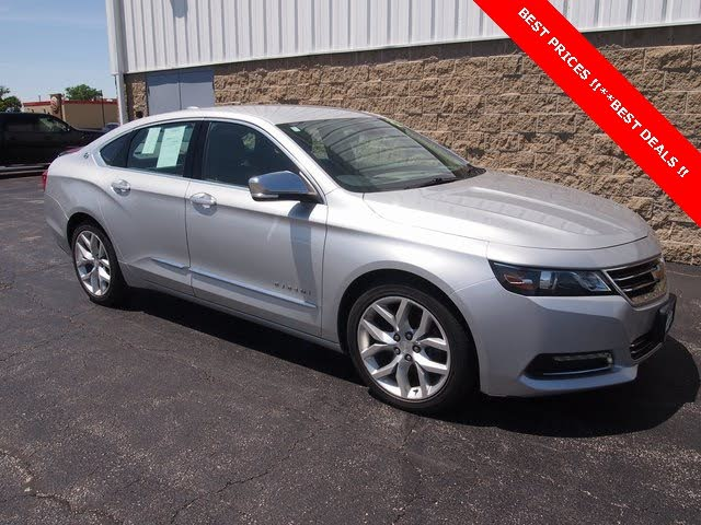 Used 2015 Chevrolet Impala For Sale With Photos Cargurus